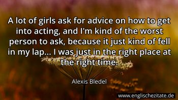 Richtige Zeit Right Time Zitate Auf Englisch