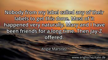 Angie Martinez Zitate Auf Englisch Englischezitatede