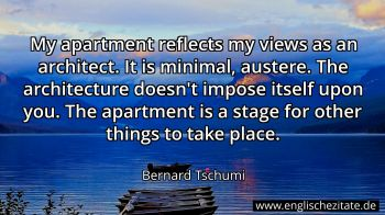 Bernard Tschumi Zitate Auf Englisch Englischezitate De