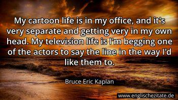 Bruce Eric Kaplan Zitate Auf Englisch Englischezitate De