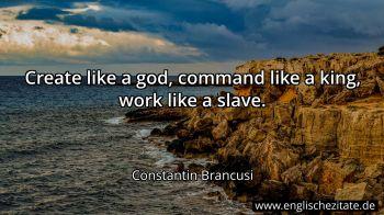 Constantin Brancusi Zitate Auf Englisch Englischezitate De