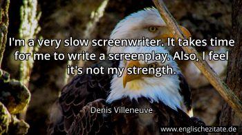 Denis Villeneuve Zitate Auf Englisch Englischezitate De