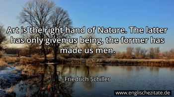 Natur Nature Zitate Auf Englisch Englischezitate De