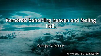 George A Moore Zitate Auf Englisch Englischezitate De