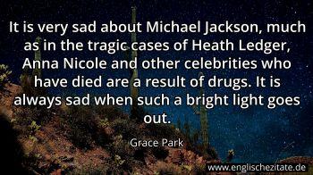 Grace Park Zitate Auf Englisch Englischezitate De