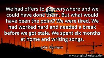John Bonham Zitate Auf Englisch Englischezitate De