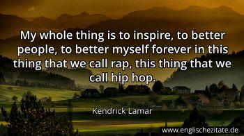 Rap zitate englisch