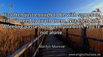 Marilyn Monroe Zitate Auf Englisch Englischezitate De