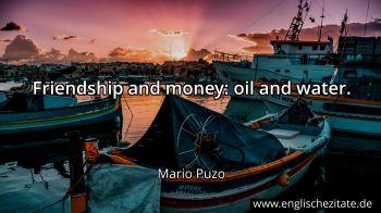 Mario Puzo Zitate Auf Englisch Englischezitate De