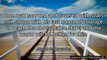 Miguel De Cervantes Zitate Auf Englisch Englischezitate De