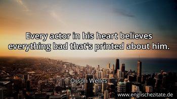 Orson Welles Zitate Auf Englisch Englischezitate De