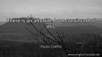 Englisch sprüche paulo coelho Paulo Coelho