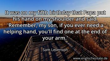 Geburtstag Birthday Zitate Auf Englisch Englischezitate De