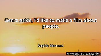 Sophie Marceau Zitate Auf Englisch Englischezitate De